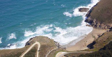 Playa San Miro en Malpica de Bergantiños