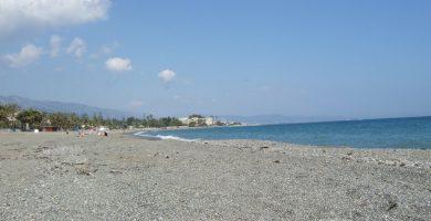 Playa San Pedro de Alcántara en Marbella
