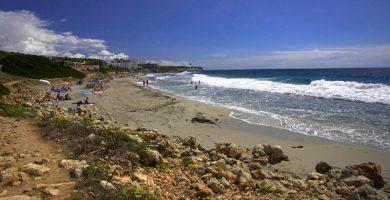 Playa Sant Adeodato en Es Migjorn Gran