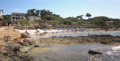 Playa Sant Joan en Montgat