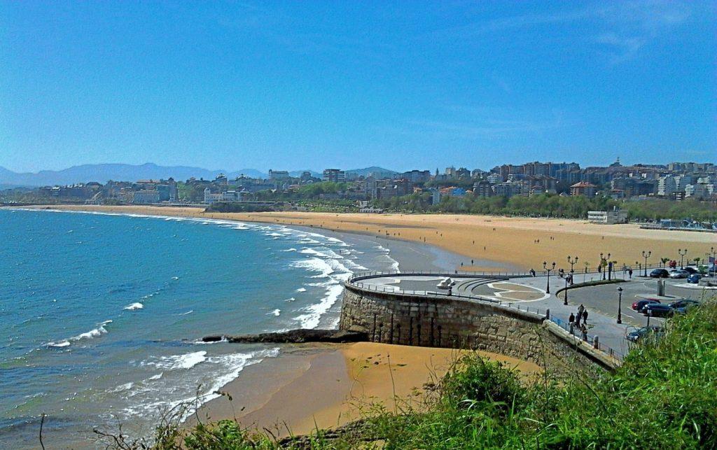 Playa Sardinero I en Santander