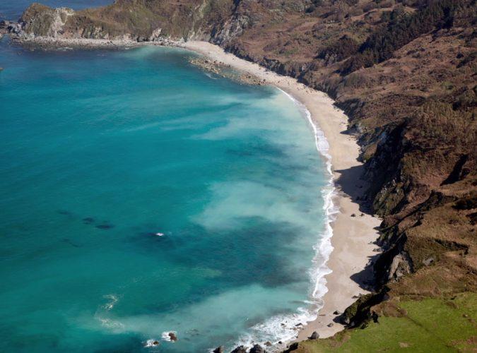 Playa Sarridal en Ortigueira