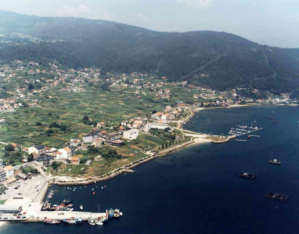 Playa Sobreira en Vigo