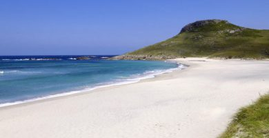 Playa Soesto en Laxe
