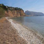 Playa Solsida en Altea