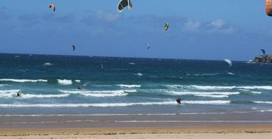 Playa Somo en Ribamontán al Mar