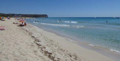 Playa Son Bou en Alaior