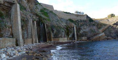 Playa Son Bunyola en Banyalbufar