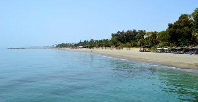 Playa Sorts de Mar en Dénia