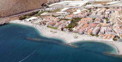 Playa Sotillo en Gualchos