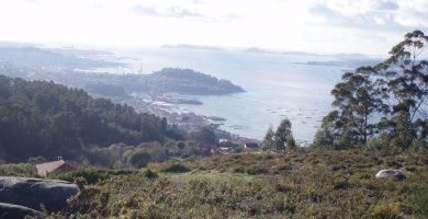 Playa Suacasa en Vigo