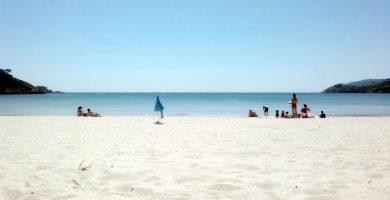 Playa Talón en Fisterra