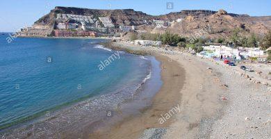 Playa Tauro en Mogán
