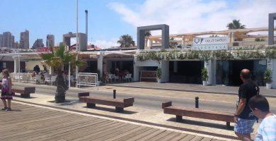 Playa Torrelamata en Torrevieja