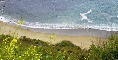 Playa Toxido en O Vicedo
