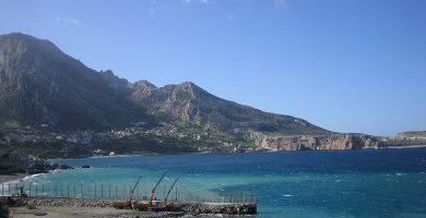 Playa Tramaguera en Ceuta