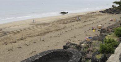 Playa Trece en Camariñas