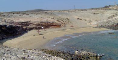 Playa Tufia en Telde