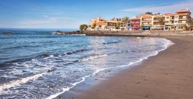 Playa Valle Gran Rey en Valle Gran Rey