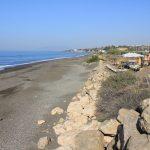 Playa Valle Niza en Vélez-Málaga