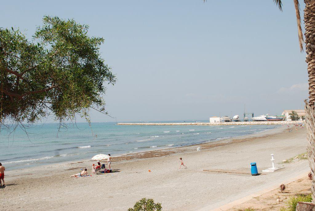Playa Varadero en Santa Pola