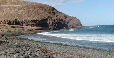 Playa Vargas en Agüimes