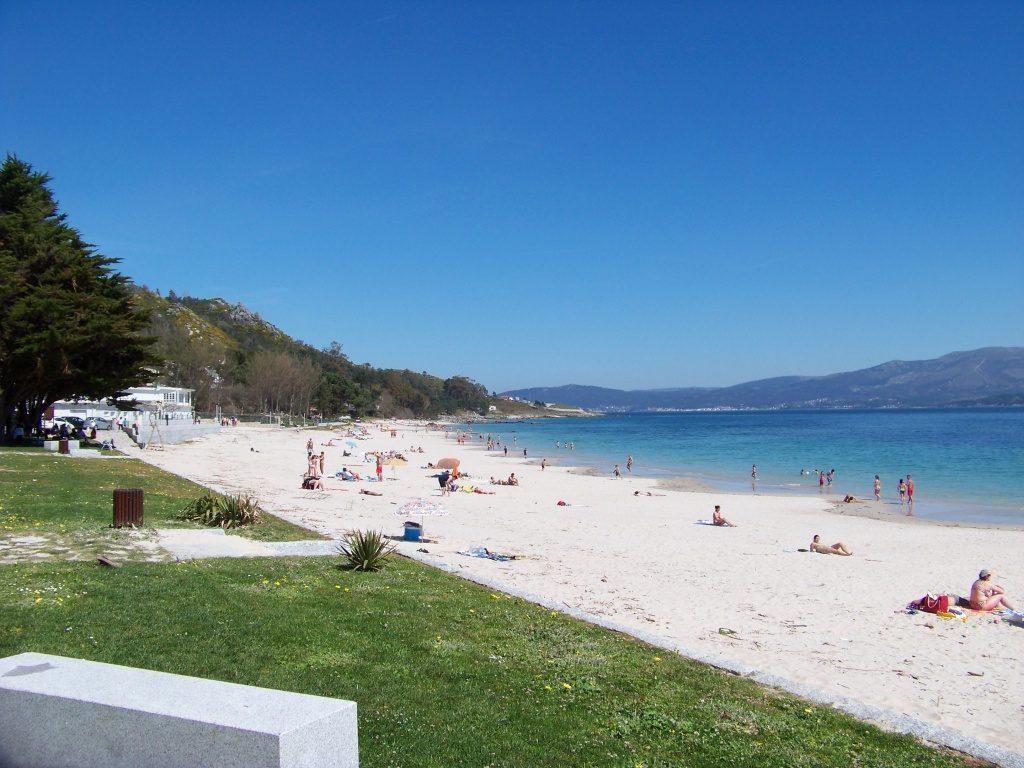 Playa Ventín en Muros