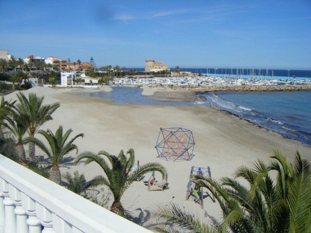 Playa Vista Mar en Pilar de la Horadada