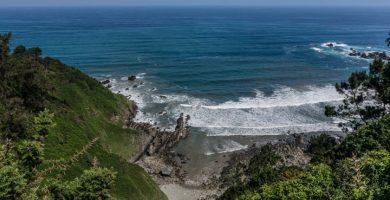 Playa Xan-Xun en Muros de Nalón