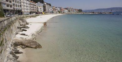 Playa Xiorto en Poio