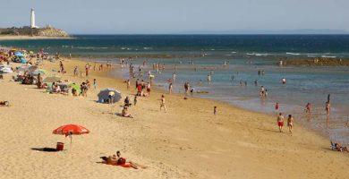 Playa Zahora en Barbate