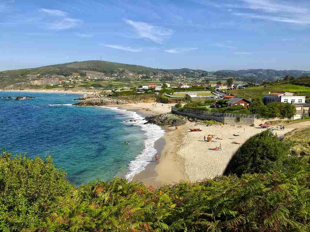 playas de Arteixo