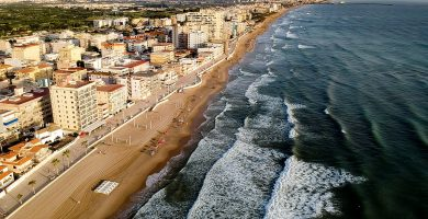 playas de Bellreguard
