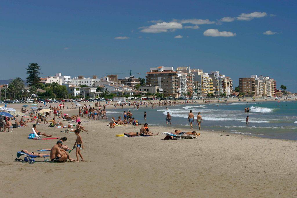playas de Borriana