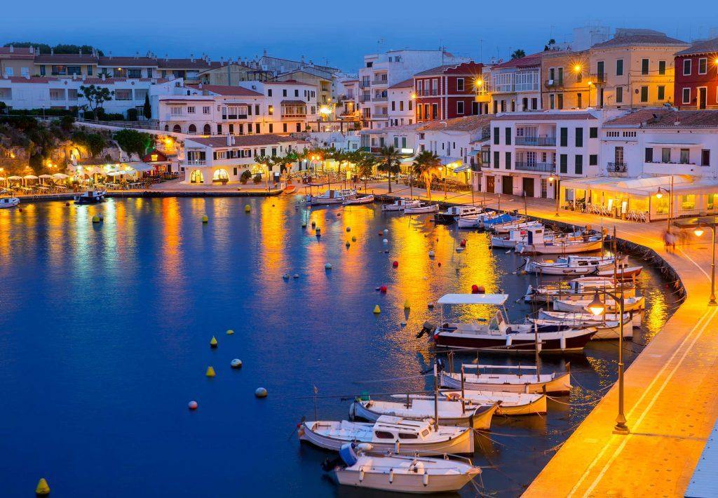 playas de Ciutadella de Menorca