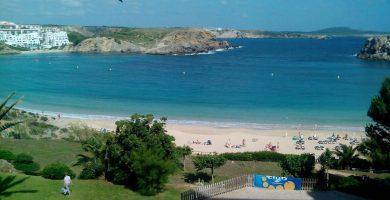 playas de Es Mercadal