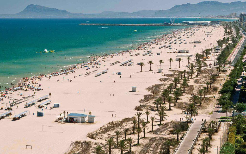 playas de Gandia