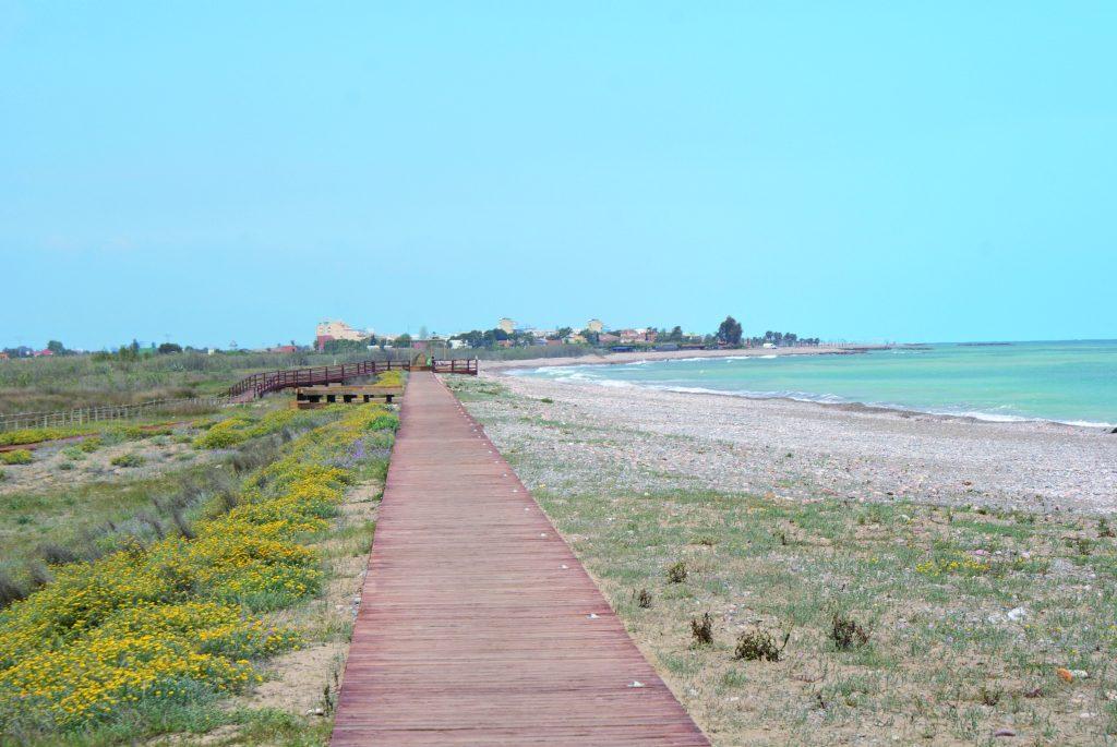 playas de La Llosa