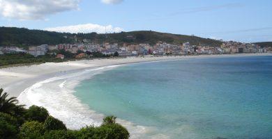 playas de Laxe