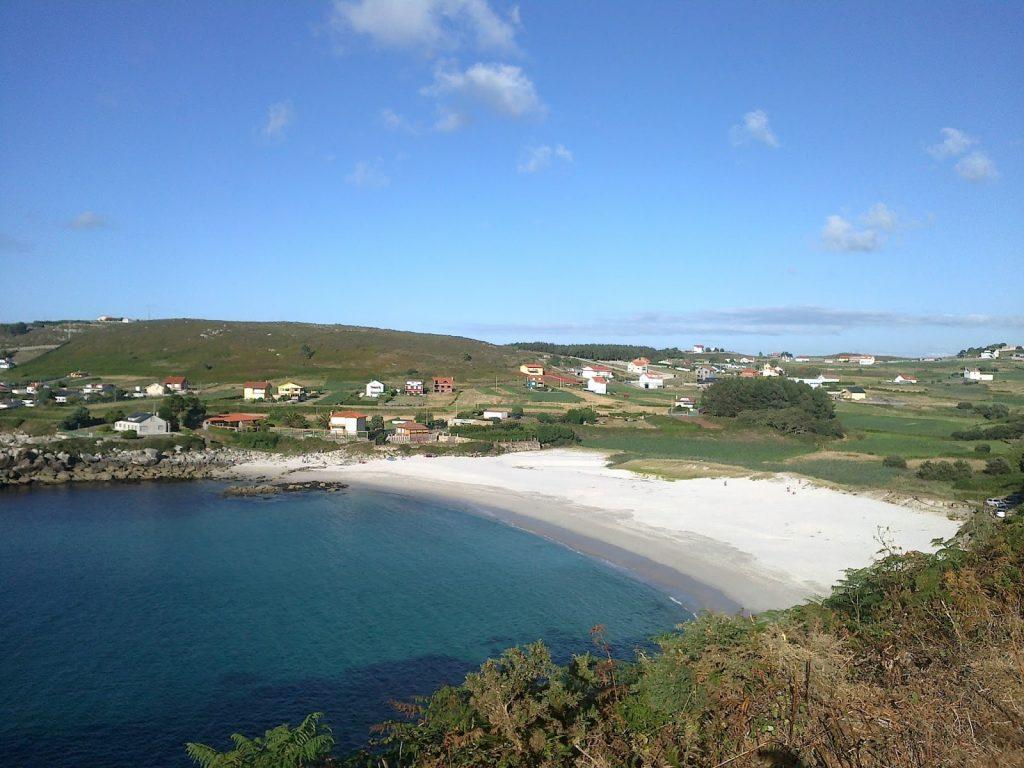 playas de Malpica de Bergantiños
