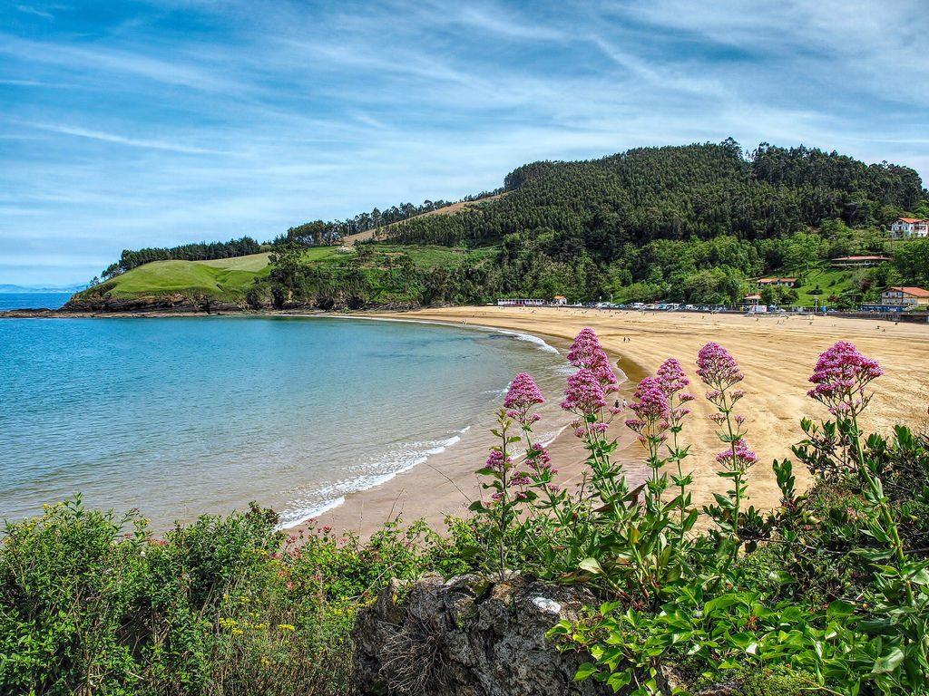 playas de Mendexa