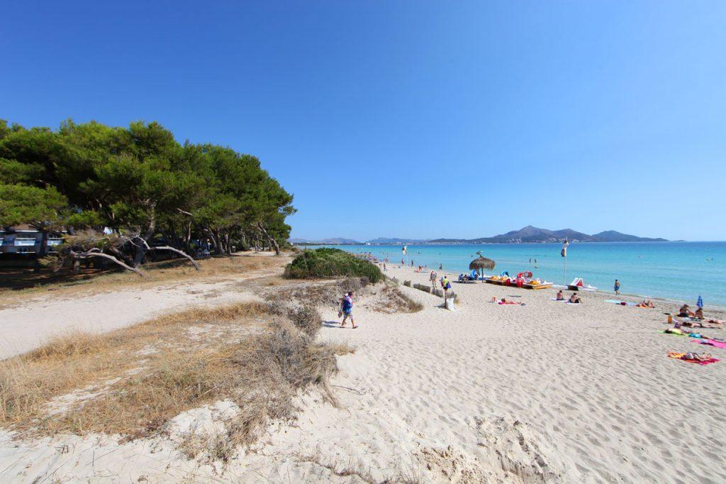 playas de Muro