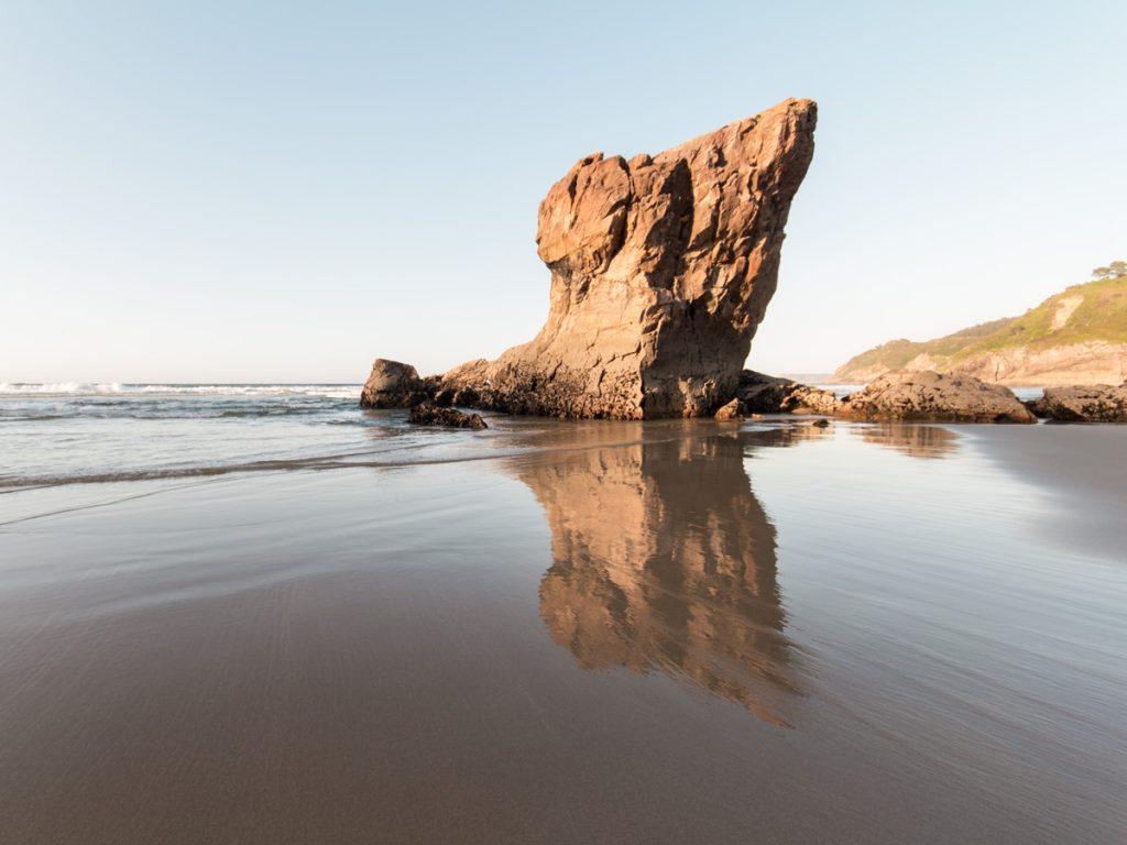 playas de Muros de Nalon