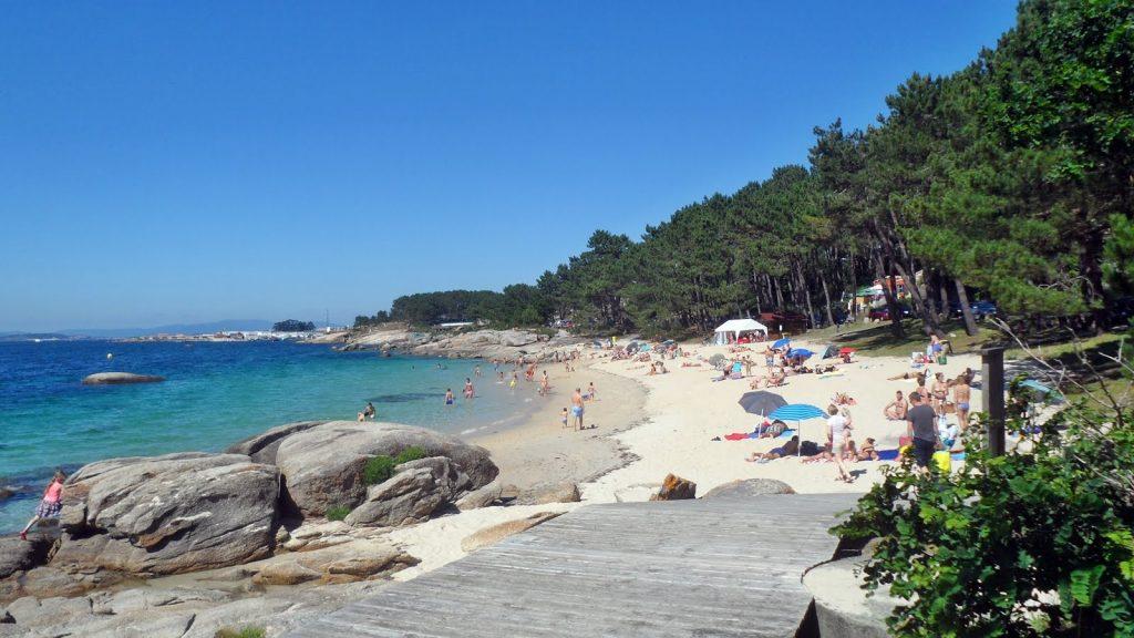 playas de O Grove