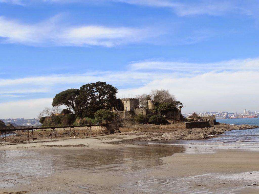 playas de Oleiros