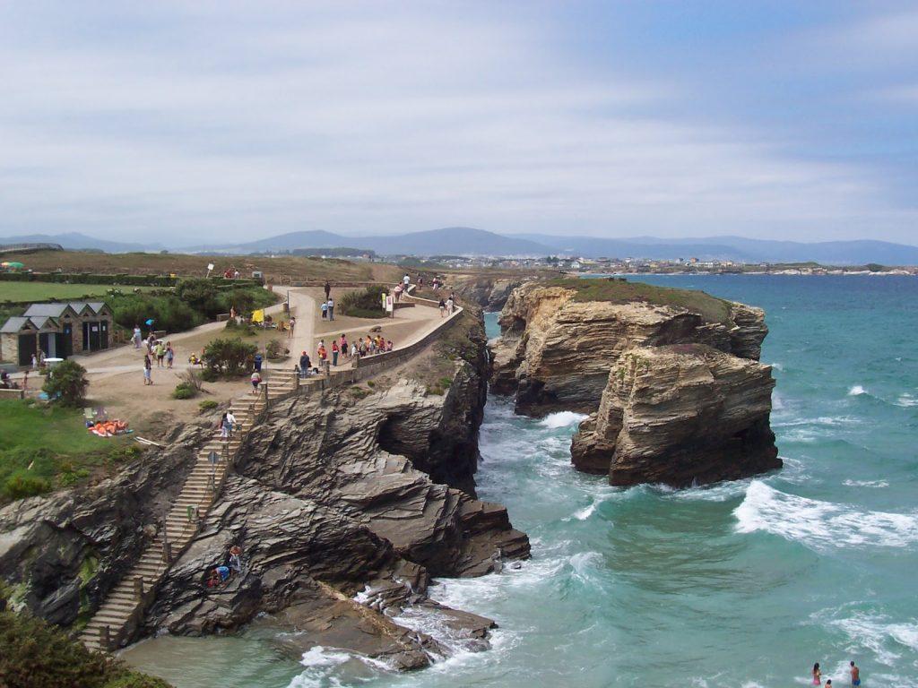 playas de Ribadeo