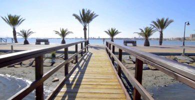 playas de San Pedro del Pinatar