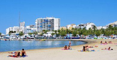 playas de Sant Antoni de Portmany