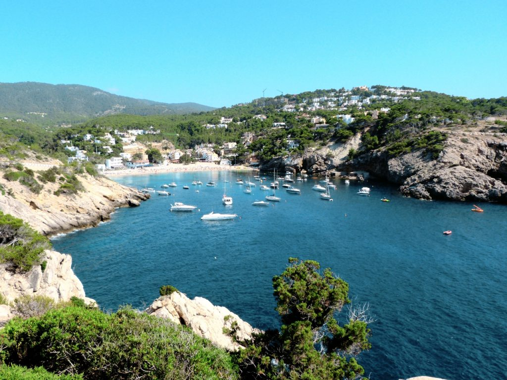 playas de Sant Josep de sa Talaia