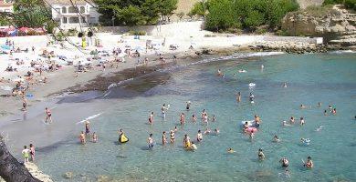 playas de benissa